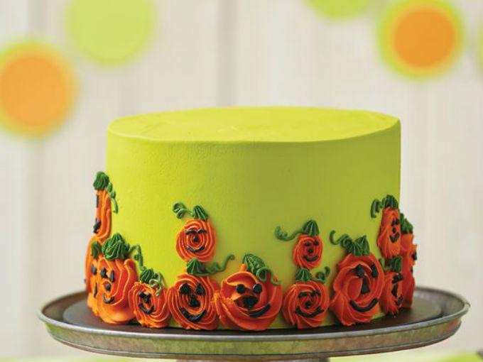 Ideas para decorar pasteles y disfrutar del halloween - Ideas para decorar calabazas halloween ...