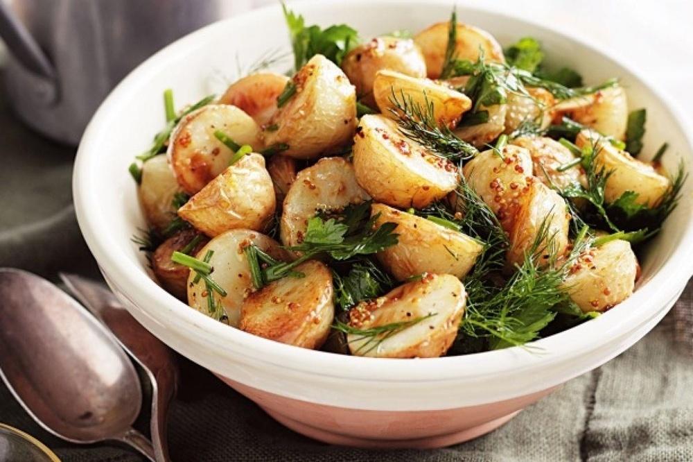 ensalada de espinacas con arandano