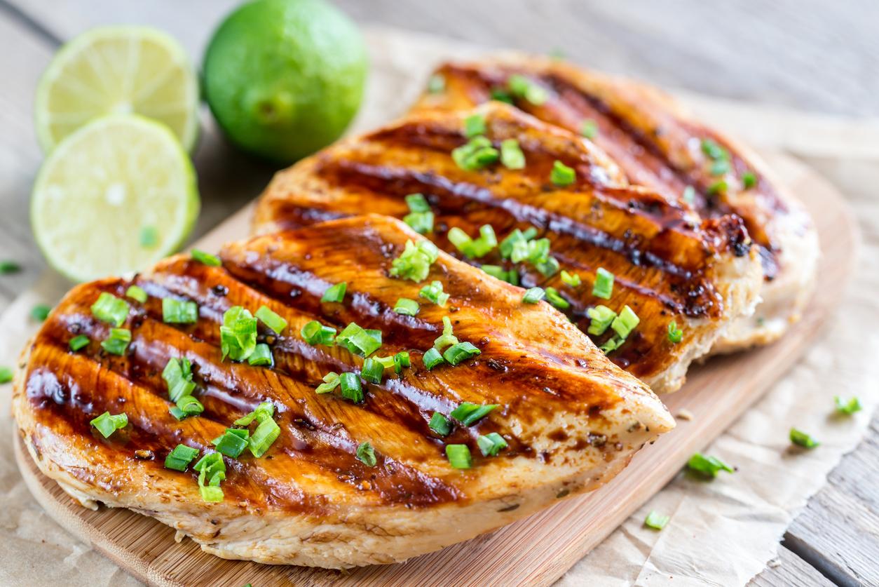 7 recetas originales con pechugas de pollo cocina delirante for Como cocinar filetes de pollo