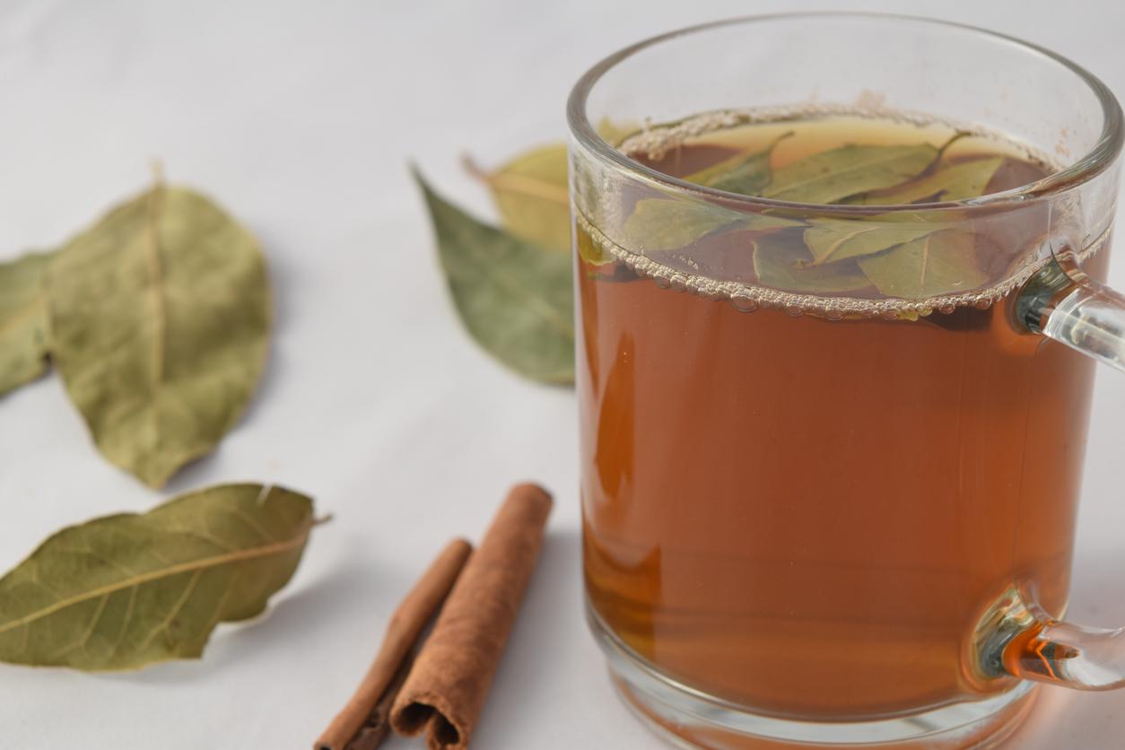 Té de canela y laurel | CocinaDelirante
