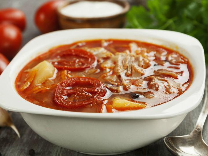 Sopas para quemar grasa cocinadelirante - Sopa de alcachofas para adelgazar ...