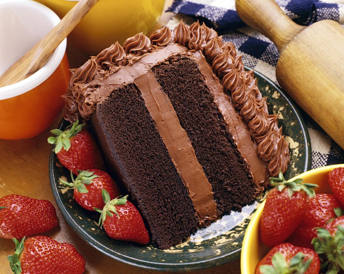 Receta facil pastel de chocolate cocinadelirante - Blog de postres faciles ...