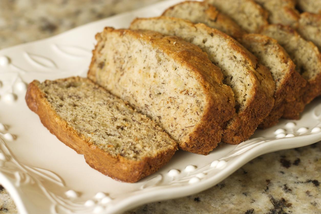 Easy Banana Bread Recipe Muffins