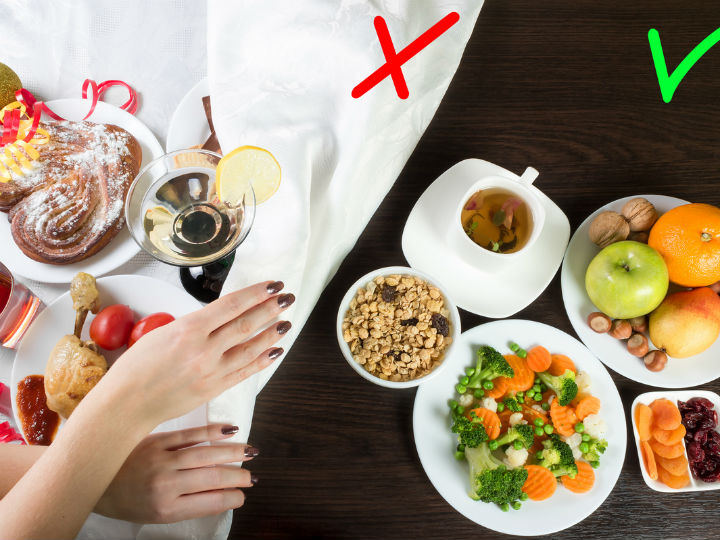 Consejos para cenar ligero cocinadelirante - Cenar ligero para adelgazar ...