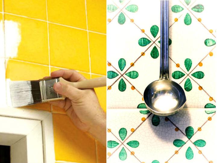 Cambia la imagen de tu cocina sin gastar mucho dinero for Cocina sin azulejos