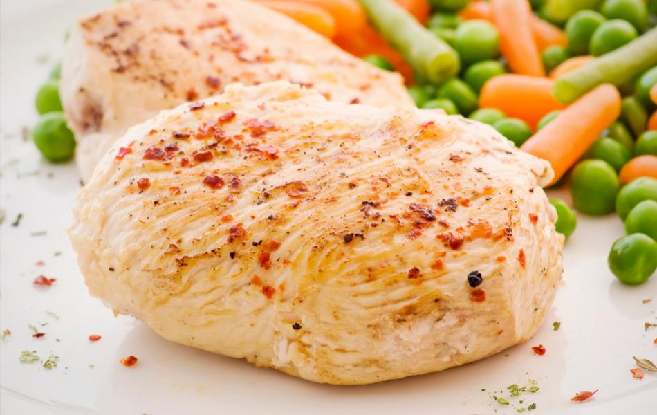 Medallones de pollo caseros cocina delirante - Cocinas con plancha incorporada ...