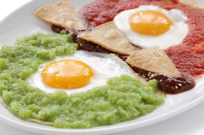 desayunos mexicanos con huevo cocinadelirante