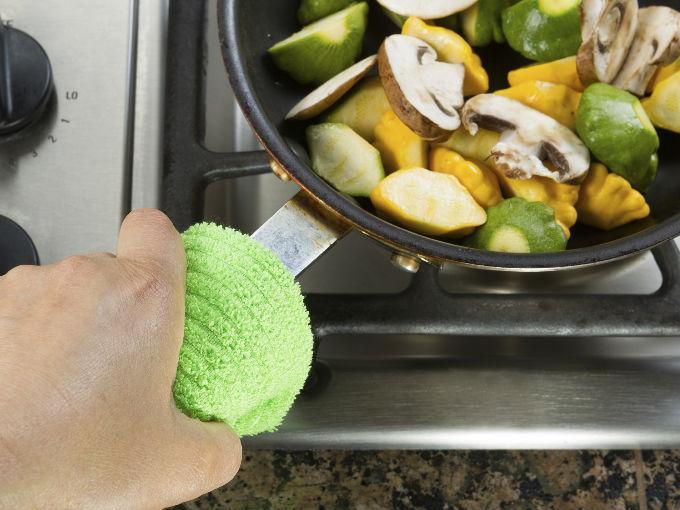 4 formas de cocinar sin aceite