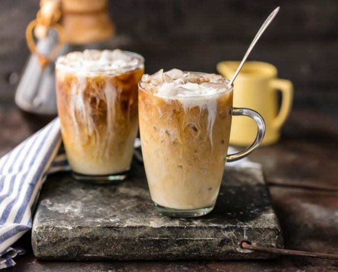 recetas faciles de cafes frios