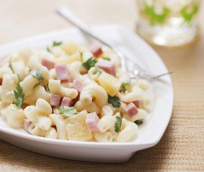 Aprende A Preparar Coditos Con Salsa Cremosa De Chipotle Y Pollo Receta Fácil