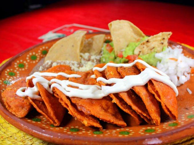 recetas faciles y sencillas de enchiladas