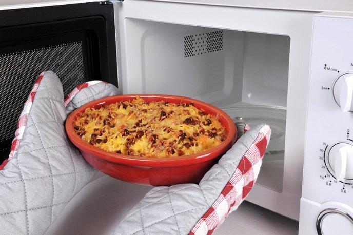 Recetas en horno de microondas cocinadelirante for Cocinar en microondas