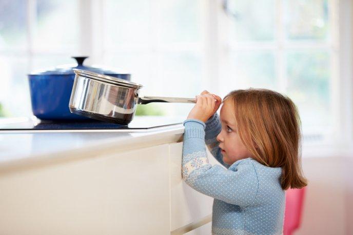 En La Cocina | Como Evitar Accidentes En La Cocina Con Los Ninos Cocinadelirante