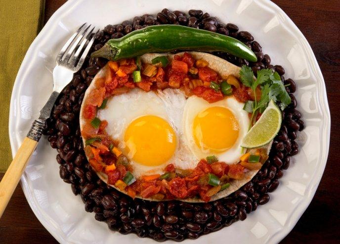 Recetas de desayunos mexicanos cocinadelirante for Platillos rapidos y economicos