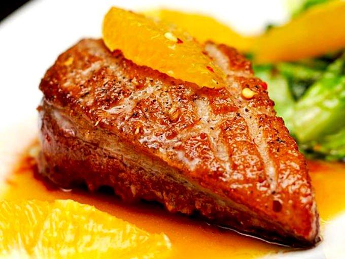 Saborea este maravilloso pato a la naranja cocinadelirante for Pato a la naranja al horno