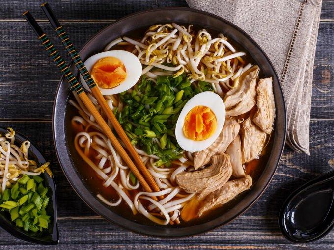 Recetas japonesas faciles y economicas cocinadelirante - Cena facil y rapida para dos ...