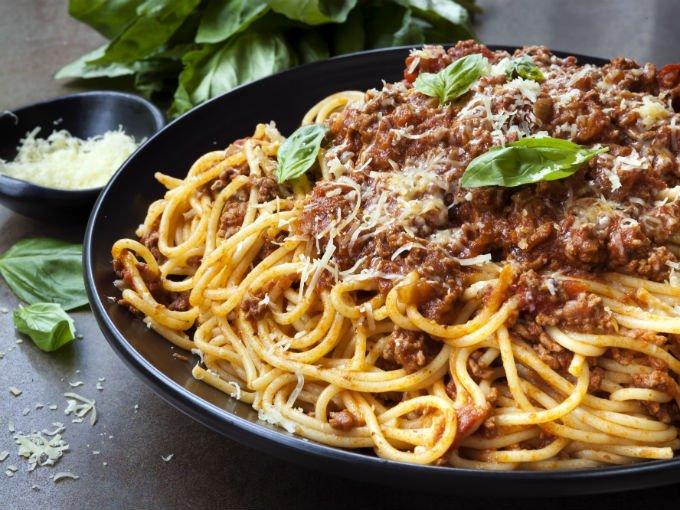 espaguetis faciles