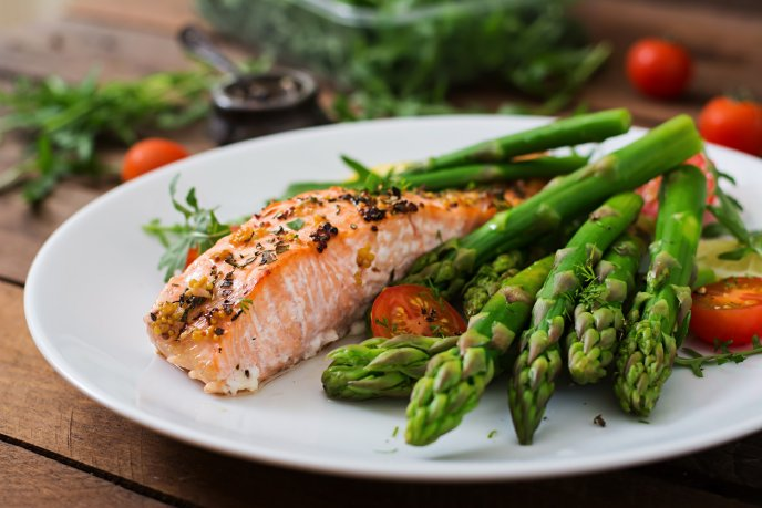 salmon recetas