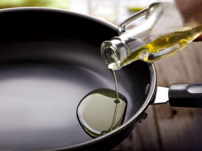 Cual es el aceite m s sano para cocinar cocinadelirante for Cocinar wok sin aceite