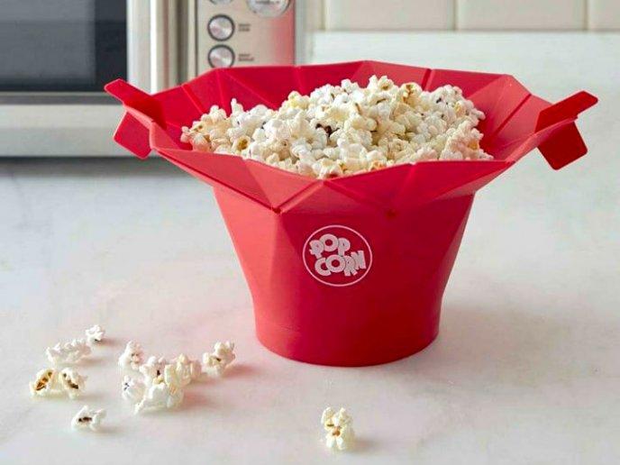 Pop top palomitas de maíz | CocinaDelirante
