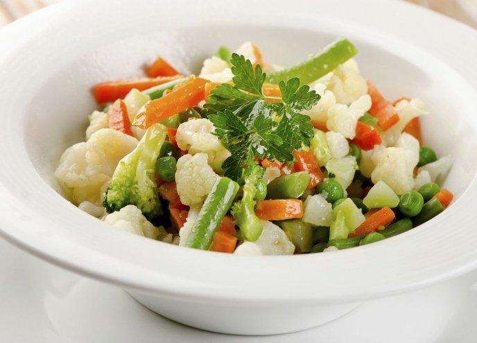 Tips para preparar verduras al vapor cocinadelirante for Cocinar verduras al vapor