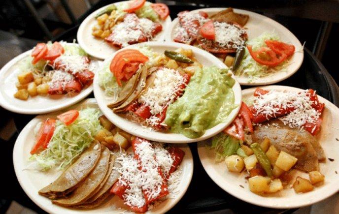 Los mejores antojitos mexicanos cocinadelirante for Tipos de encielados
