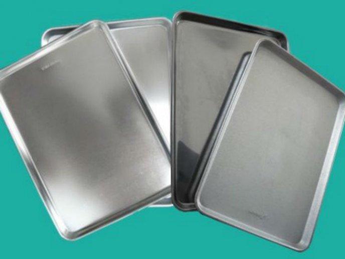 Como limpiar bandejas de aluminio cocinadelirante - Como limpiar aluminio oxidado ...
