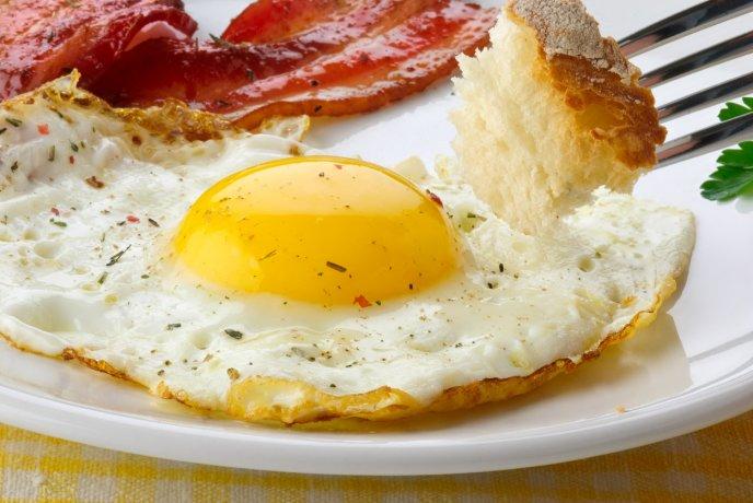 Como hacer huevo estrellado perfecto cocinadelirante - Como limpiar los cristales para que queden perfectos ...