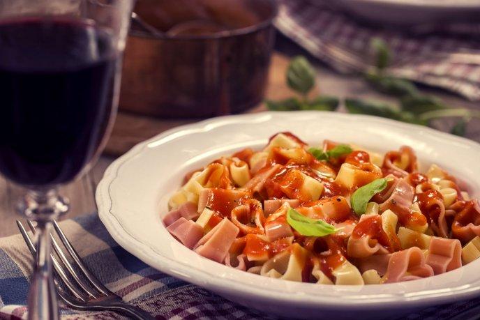 recetas de pastas para cocinar en pareja para san valentin ...