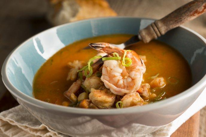 6 consejos para preparar la mejor sopa de camarón que hayas probado