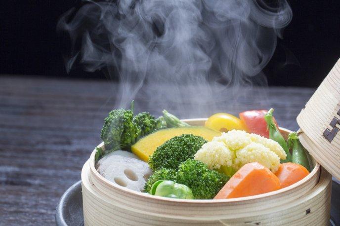 Beneficios de cocinar al vapor cocinadelirante - Para cocinar al vapor ...
