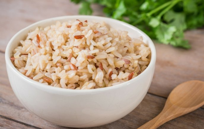 Cómo cocinar arroz integral