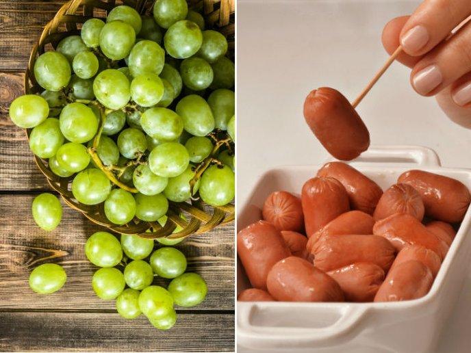 Excelente Arte De Uñas De Alimentos Festooning - Ideas Para Esmaltes ...