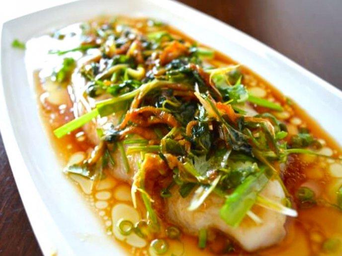 Las mejores recetas orientales for Pescado chino