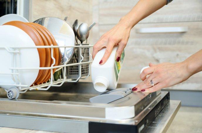 Como limpiar el lavavajillas cocinadelirante - Como limpiar un lavavajillas ...