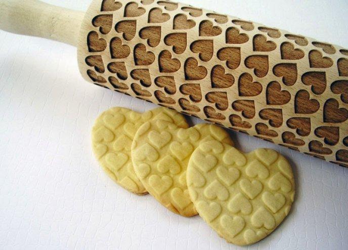 Utensilios de cocina para reposteria cocinadelirante - Rodillos con relieve ...