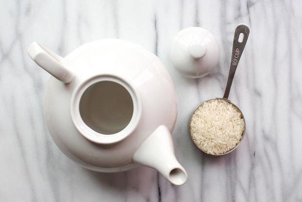 usos del arroz que no conocías fuera de la cocina