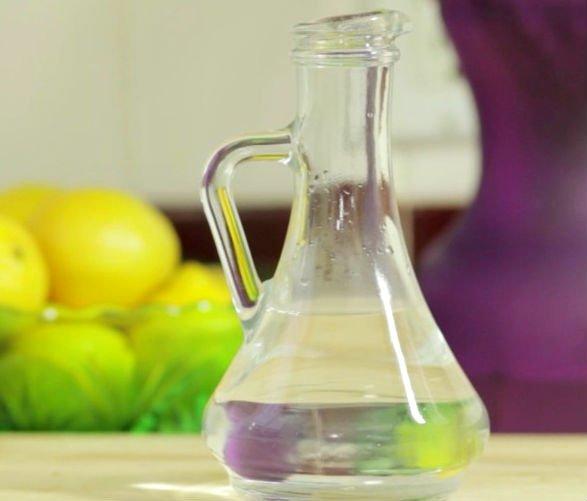 Desinfectante de comida cocinadelirante for El vinagre desinfecta