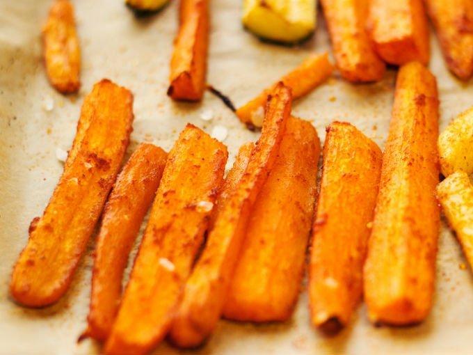 Estas son 10 opciones de botanas para una reuni n con amigos for Cocinar zanahorias