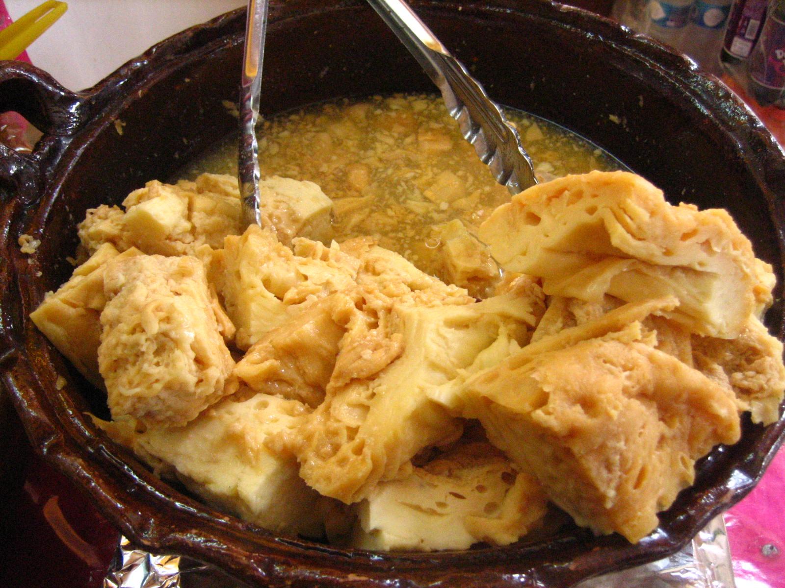 Receta de chongos zamoranos | CocinaDelirante