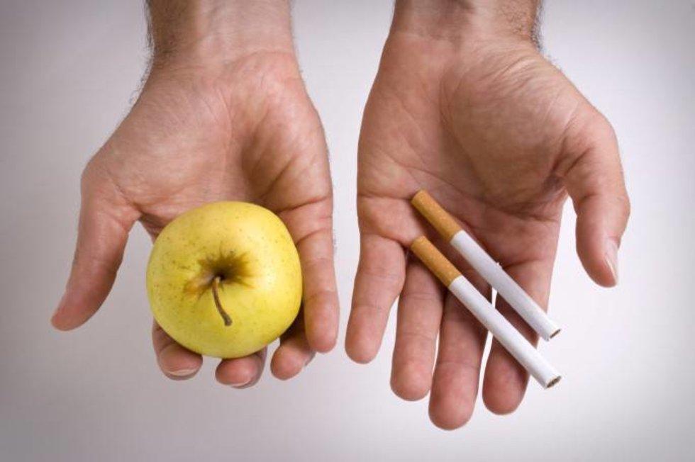 efectos secundarios tras dejar de fumar