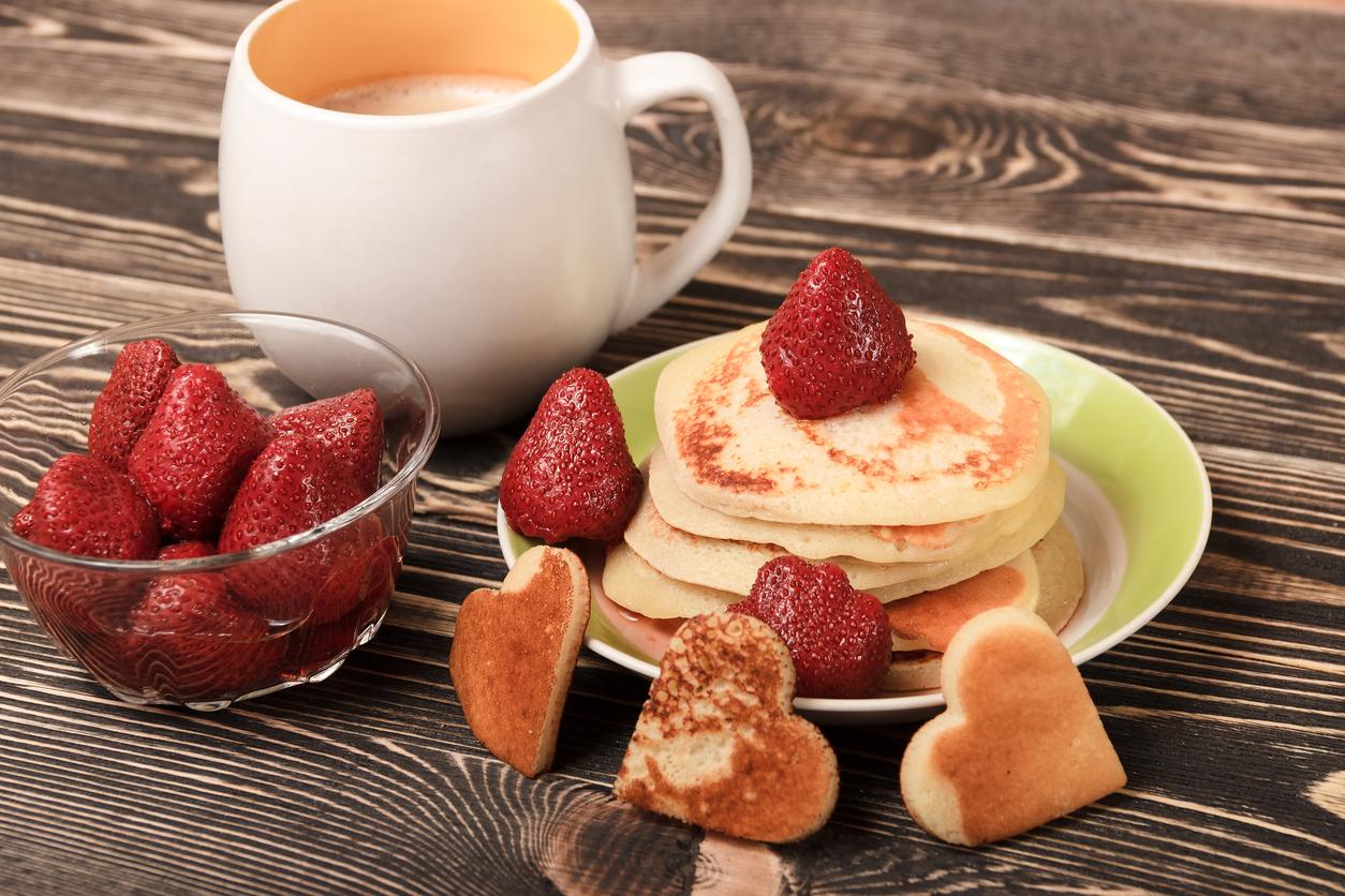 Ideas para un desayuno romantico cocinadelirante - Preparar desayuno romantico ...