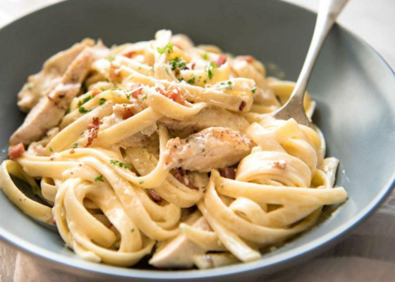 Image Result For Receta Pasta Con Pollo Y Brocoli