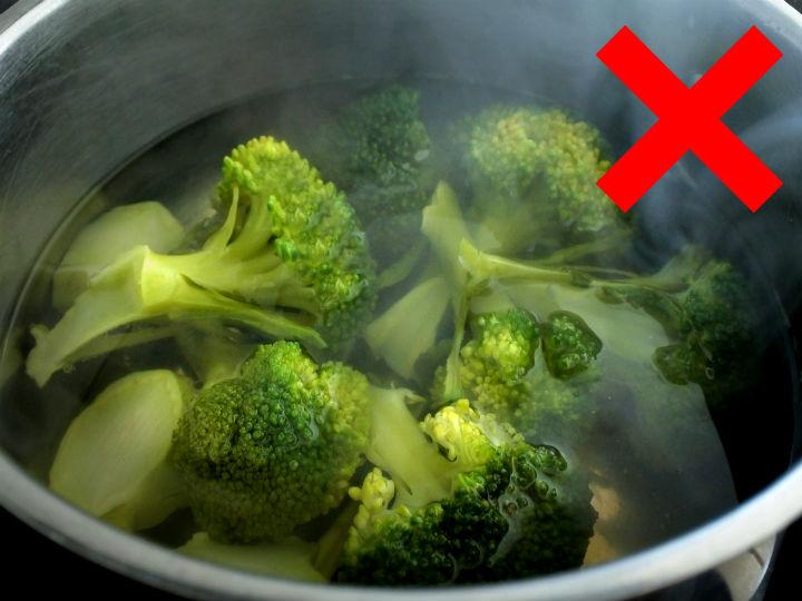 Forma Correcta De Cocinar Brocoli Cocinadelirante