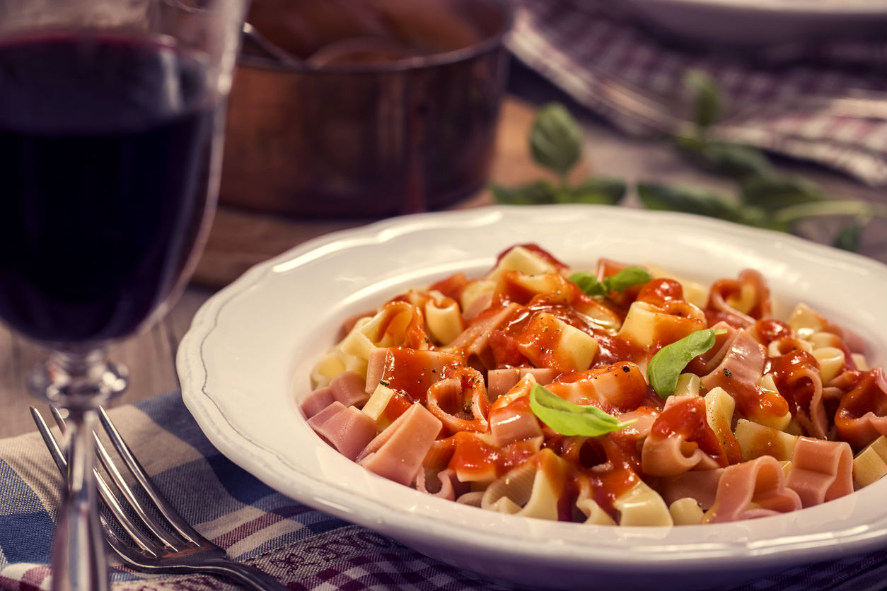 Recetas de pastas para cocinar en pareja para san valentin cocinadelirante - 100 maneras de cocinar pasta ...