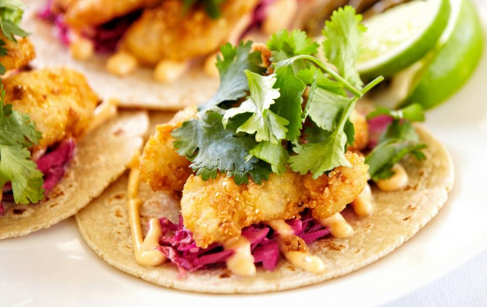 Resultado de imagen para Tacos de Pescado a la ensenada