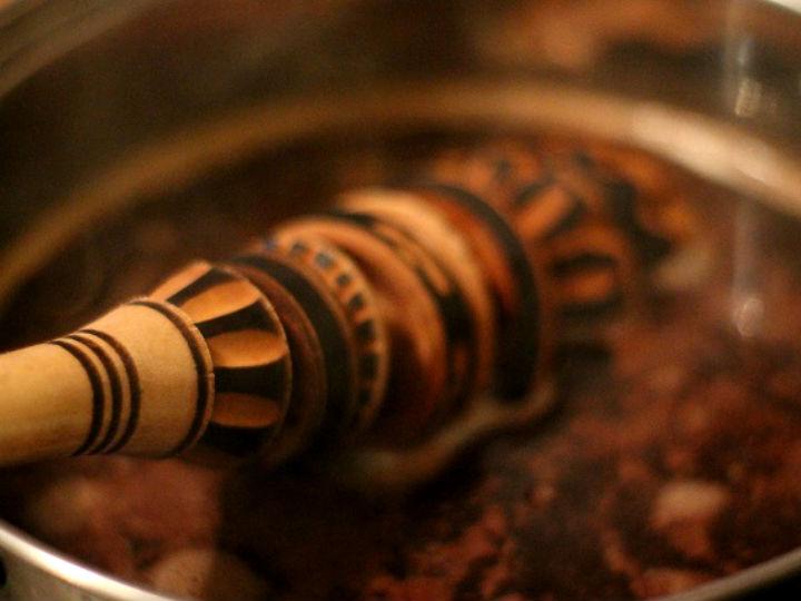 Prepara Chocolate Tradicional Oaxaqueño En Agua