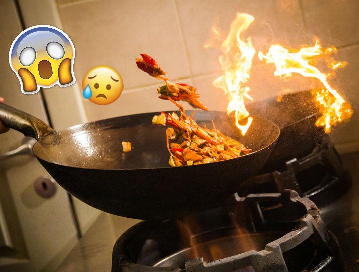 Que aplicarse para las quemaduras de aceite