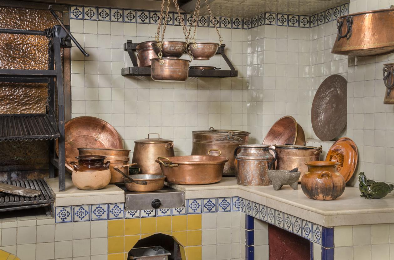 Como Decorar Una Cocina Al Estilo Mexicano