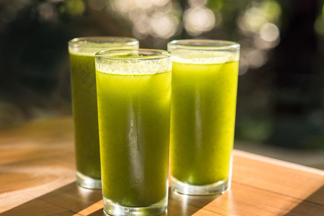 Bebidas para bajar de peso con pina